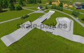 Concrete skatepark 092013