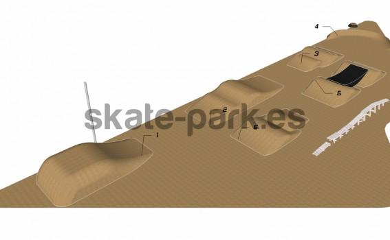 Przykładowy tor rowerowy 070511