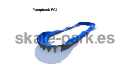 Pumptrack modular PC1