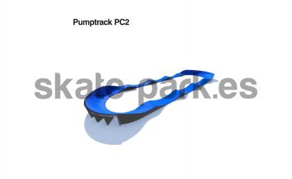 Pumptrack modular PC2