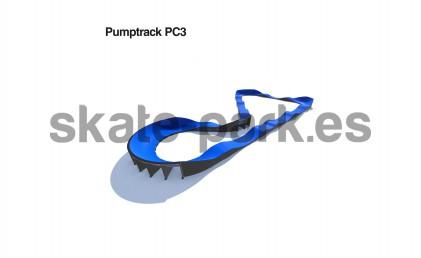 Pumptrack modular PC3