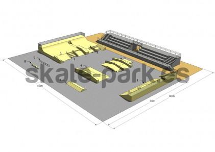 Sample skatepark 010108