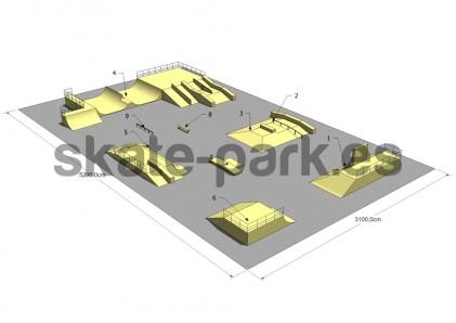 Sample skatepark 010208