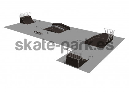 Sample skatepark 010309