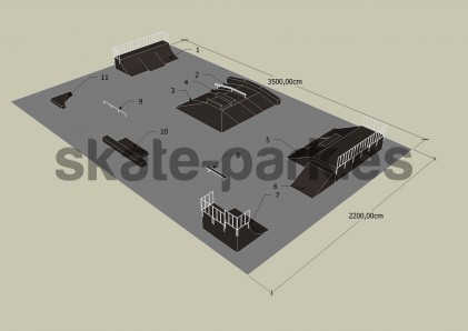 Sample skatepark 021009