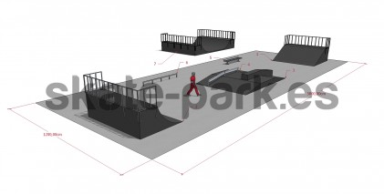 Sample Skatepark 040109