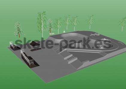 Sample skatepark 040709