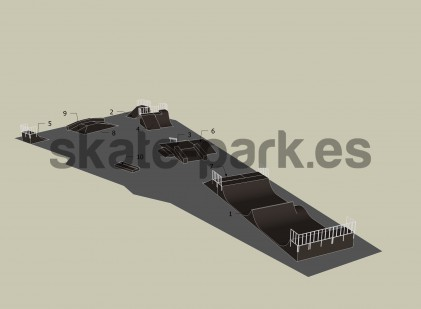 Sample skatepark 050809