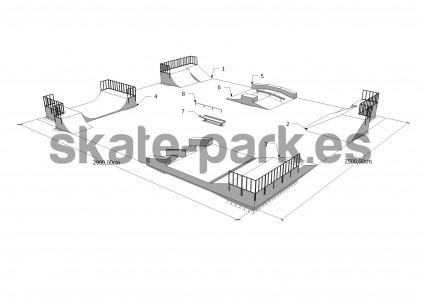 Sample skatepark 070109