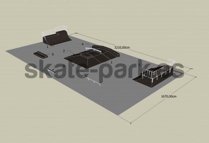 Sample skatepark 071009