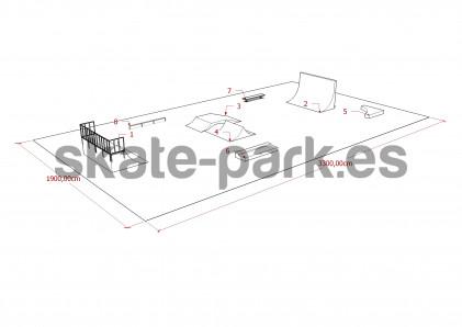 Sample skatepark 080209