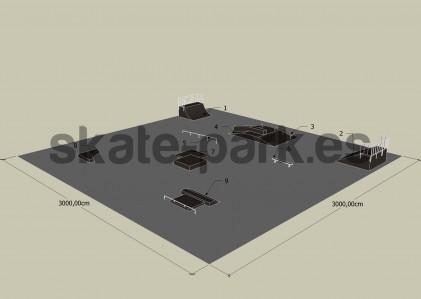 Sample skatepark 110709