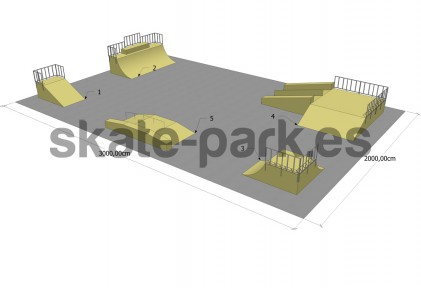Sample skatepark 170509