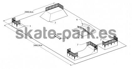 Sample skatepark 210509