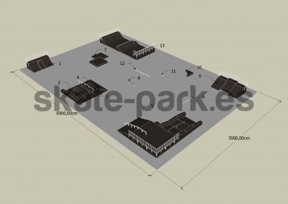 Sample skatepark 210909