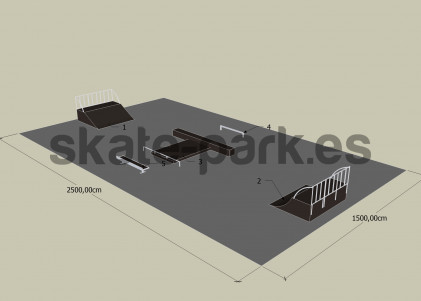 Sample skatepark 280609