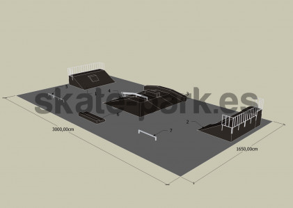 Sample skatepark 290709
