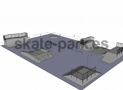 Sample skatepark 300409