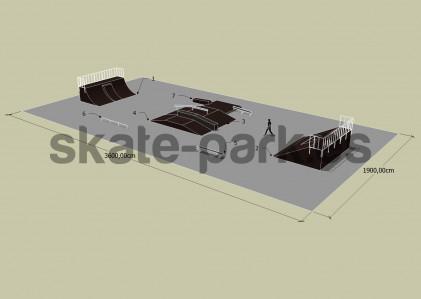 Sample skatepark 380309