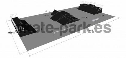 Sample skatepark 380711