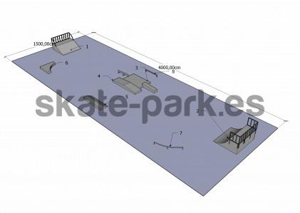 Sample skatepark 390409