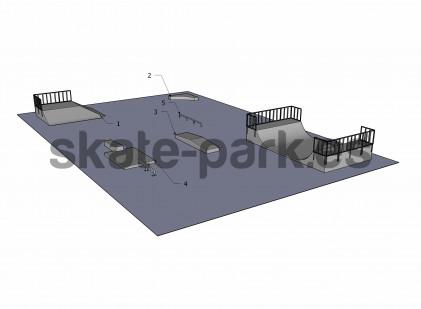 Sample skatepark 410309