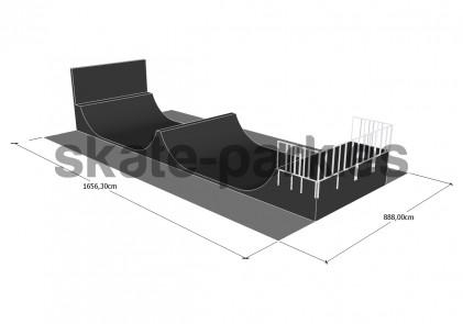 Sample skatepark 410310