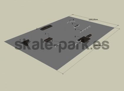 Sample skatepark 420909