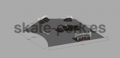 Sample skatepark 421109