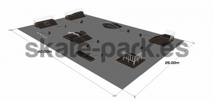 Sample skatepark 560710