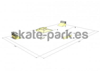 Sample skatepark 620709