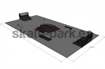 Sample skatepark 621109