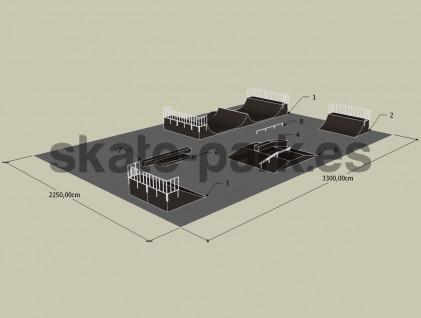 Sample skatepark 800910