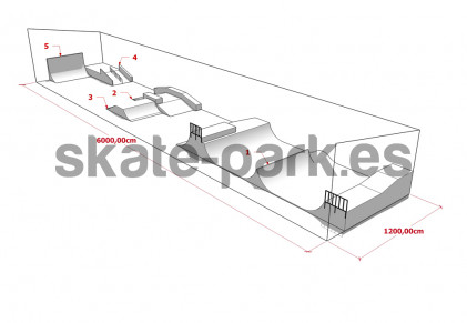Sample skatepark 930209