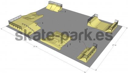 Sample skatepark 960209
