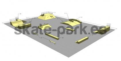 Sample skatepark 980609