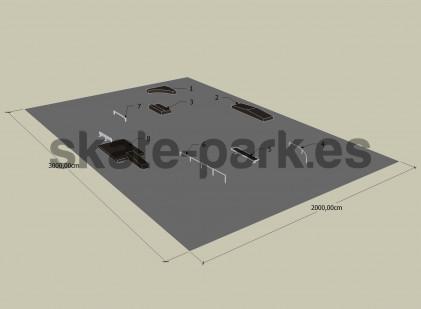 Sample skatepark 990609