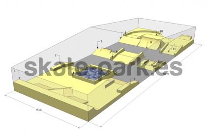 Sample skatepark 991009