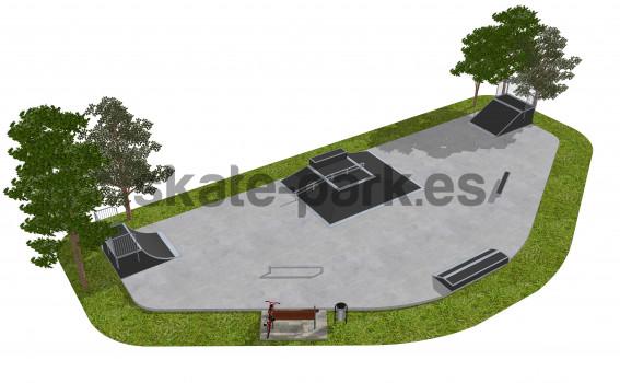 Skatepark modułowy_OF2008036NW